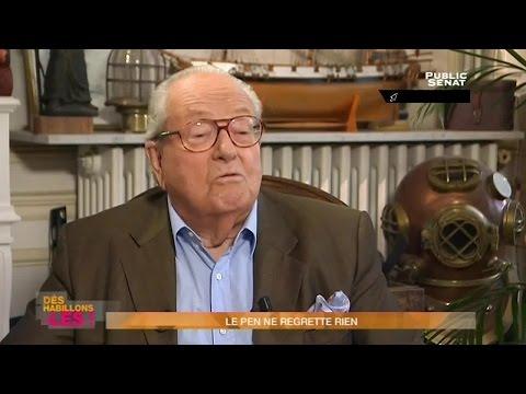 Le Pen ne regrette rien - Déshabillons-les (08/07/2015)