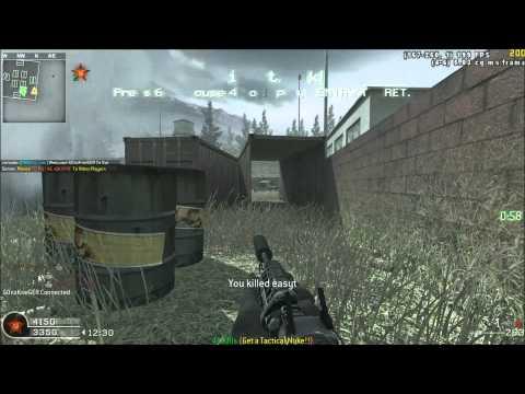 Call Of Duty 4 Modern Warfare   BHC Rangers Server   Shipment