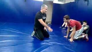 Приемы и контрприемы в вольной борьбе, freestyle wrestling training