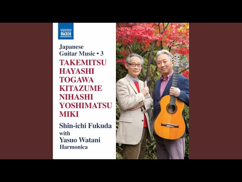 Hadaka no Shima (Naked Island) : Alternative theme and main theme (arr. Daisuke Suzuki for...