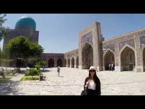 Roadtrip trough Uzbekistan / Silk Road - Gopro Hero 3+ Black