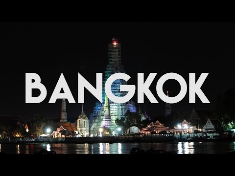 THAILAND: BANGKOK for BACKPACKERS