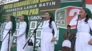 Konser Indonesia Lahir Batin bersama PKB & Rhoma Irama Part 2