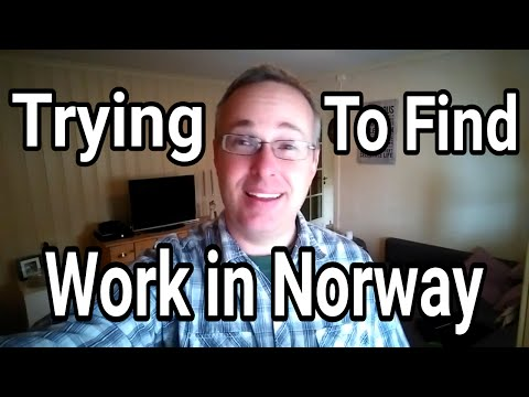 Finding work in Norway | AmeriNorge