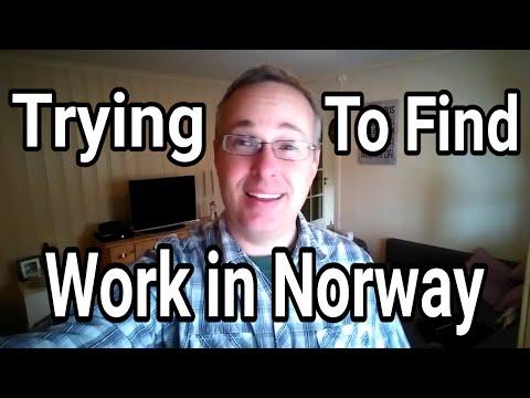 Finding work in Norway | AmeriNorge