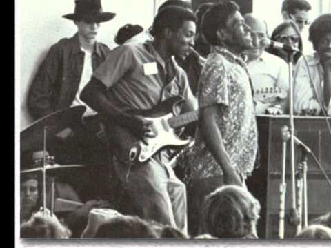 Junior Wells Chicago Blues Band-Messin' With The Kid