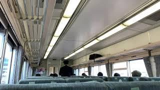 185系 あしかが大藤まつり1号 浦和駅到着放送「途中から」