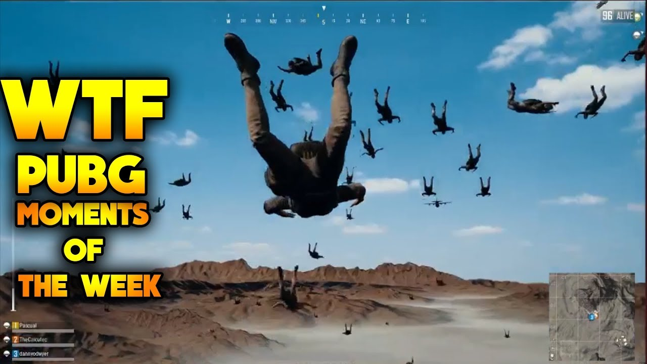 Best PUBG Moments of The Week | Player Unknown battlegrounds Funny Moments