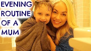 EVENING ROUTINE OF A MOM / MUM 2019  AD  |  EMILY NORRIS