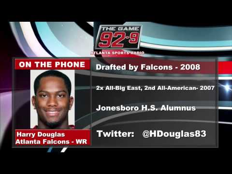 Harry Douglas Exclusive Interview After Being Released By The Atlanta Falcons