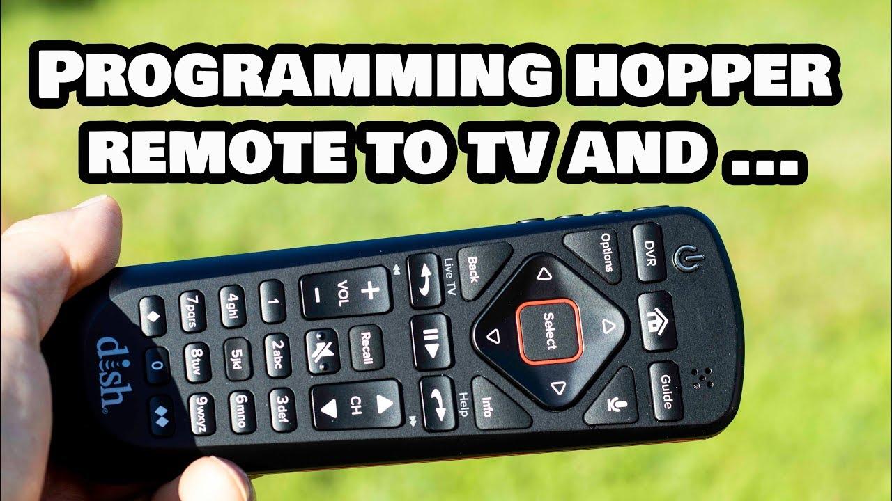 lg smart tv remote code dish network