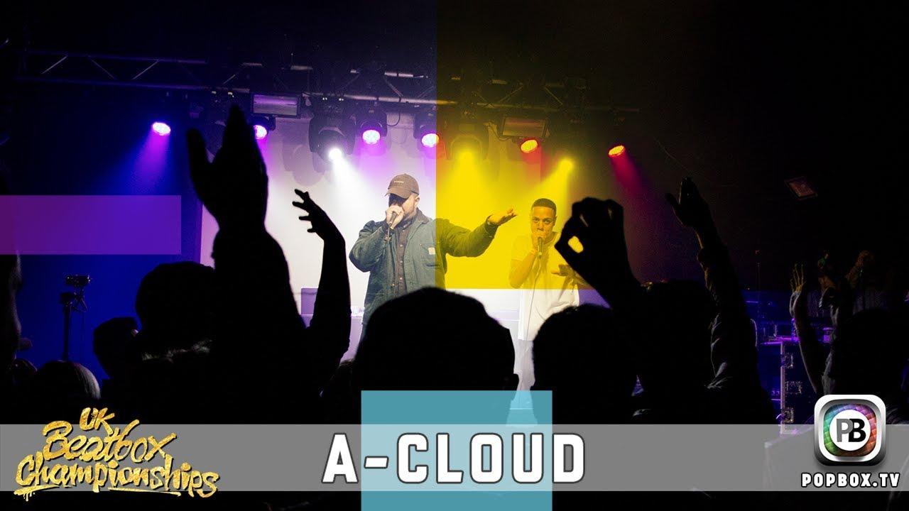 A-Cloud   Team Elimination   2017 UK Beatbox Championships