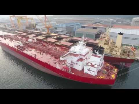 Oil Tanker (LR2 Product Carrier) - S.Korean Yard