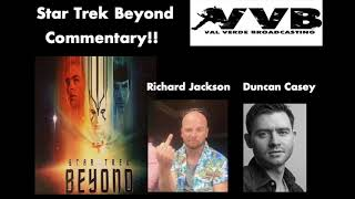 Star Trek Beyond Commentary