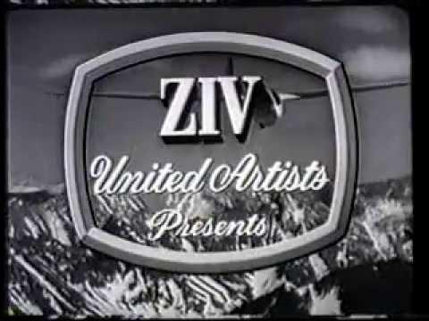 """Ripcord TV Show Promo Film & """"The Skydiver"""" Unreleased Pilot 1961"""