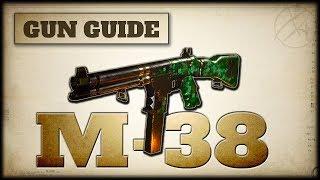 M-38 Stats & Best Class Setups | CoD WW2 Gun Guide #28