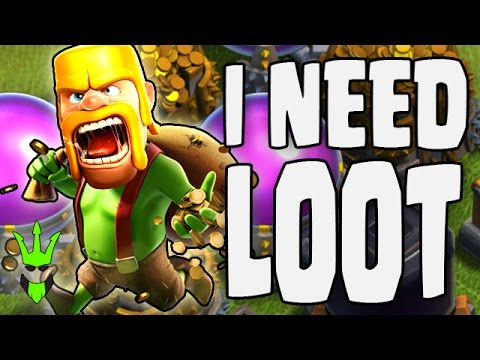 I NEED LOOT! - Farming Lab & Defense Upgrades! - Clash of Clans - TH10 LavaLoonion Farming
