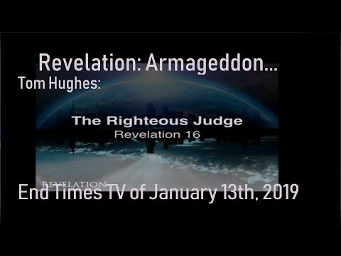 Tom Hughes -- Revelation: Armageddon...