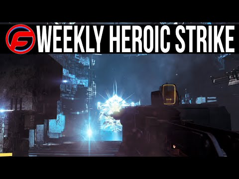 Destiny Patch Removes Ability to Solo Weekly Heroic Strikes