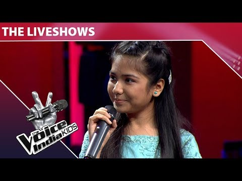 Shruti Goswami Performs On Naina | The Voice India Kids | Episode 19