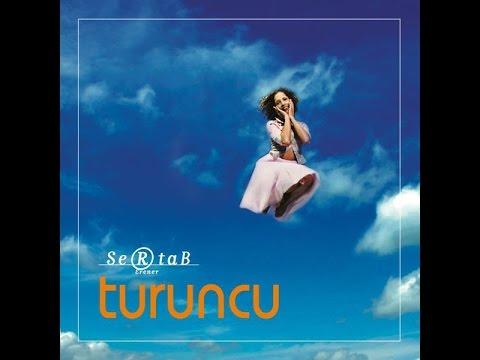 """Sertab Erener - Kumsalda (""""Turuncu"""" Albümü - 2001)"""