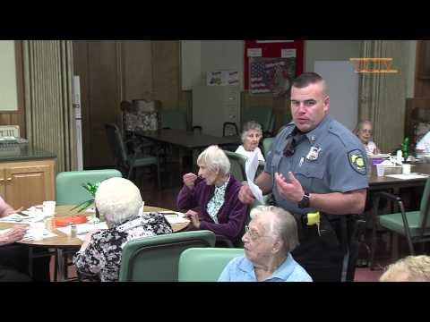 Uxbridge Senior Center - Lunch & Learn: Community Policing &