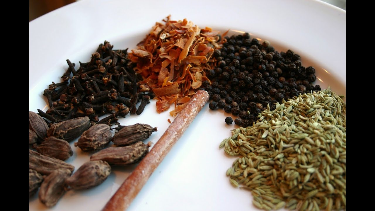 Homemade Garam Masala Powder- Kerala Style - YouTube