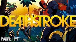 Deathstroke Animasyon Serisi CW Açıkladı