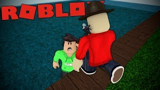 SURVIVES A FLOOD WITH DUNO IN ROBLOX!