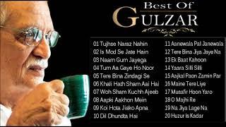 Best Of Gulzar Hindi Songs गुलजार के सबसे हिट गाने Old Hindi Songs Pitara