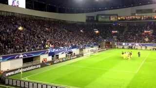 Video Gol Pertandingan KAA Gent vs Valencia CF