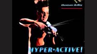 Thomas Dolby Hyperactive 12 inch version)