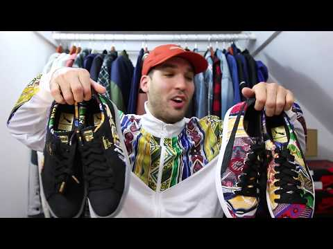 COOGI X PUMA SNEAKER & CLOTHING UNBOXING! ENTIRE COLLECTION!