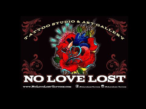 No Love Lost Tattoos - A Look From The Inside
