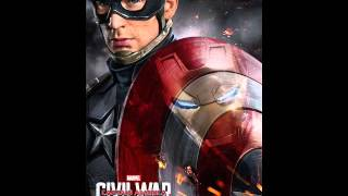 Captain America: Civil War Trailer Music (Sharks Don't Sleep)