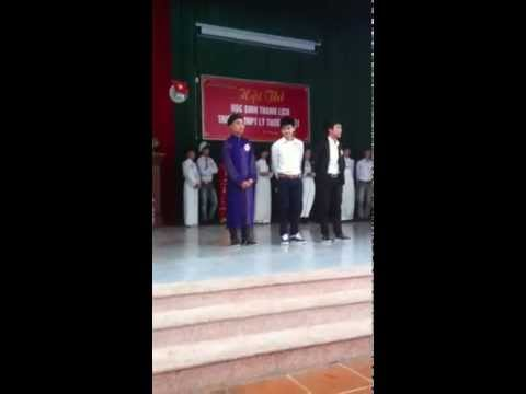 Học sinh thanh lịch trường Lý Thường Kiệt - Bắc Ninh