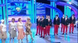 КВН 2011 ПЛ Второй полуфинал party2