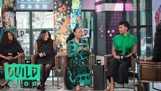 The Importance Of Diversity And Inclusivity In Films According To The Cast/Crew Of 'Nappily Ever Aft