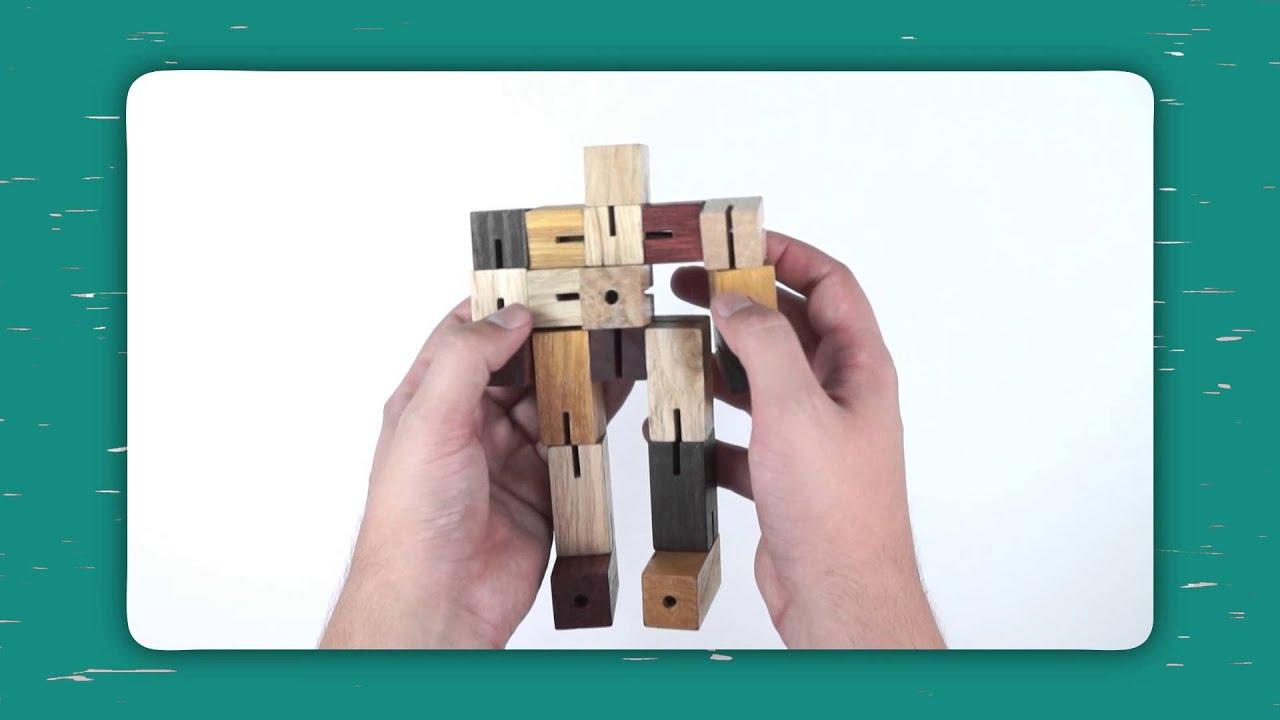 Puzzle Academy Puzzle Man Solution