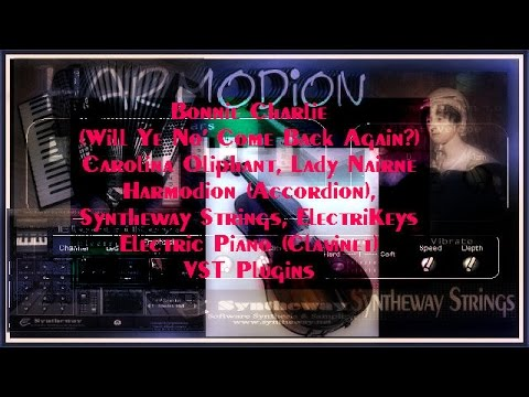 Video - Bonnie Charlie (Will Ye No' Come Back Again?) Harmodion