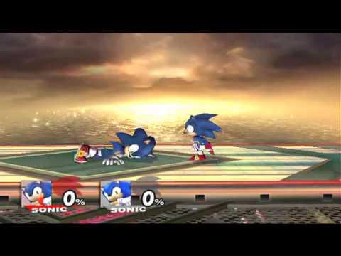 Brawl Hacks - Classic Sonic PSA