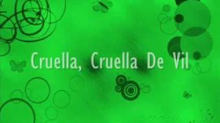 Selena Gomez - Cruella De Vil (Music/Karaoke)