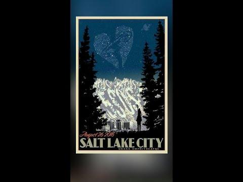 5SOS Live // SLFL // USANA Ampitheatre// August 26,2016 SLC