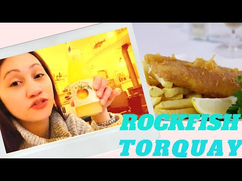 ROCKFISH-TORQUAY| RESTAURANT |PINAY IN THE UK