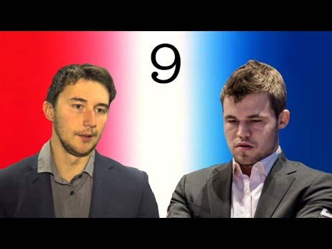 2016 World Chess Championship | Game 9 | Sergey Karjakin vs Magnus Carlsen