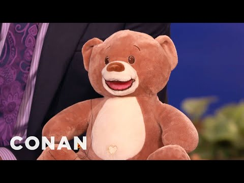 My favorite Conan bit: Wikibear!