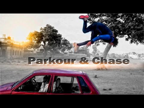 india's best Parkour and free running chase short film | Parkour HATHRAS |