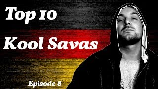 Top 10 Kool Savas Songs (Deutschrap)