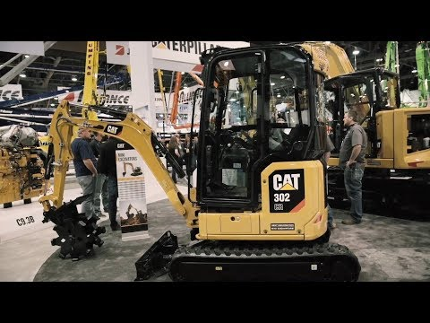 Behind The Scenes With Caterpillar At World Of Concrete