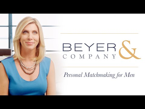 Personal Matchmaking Services for Men - Beyer & Company